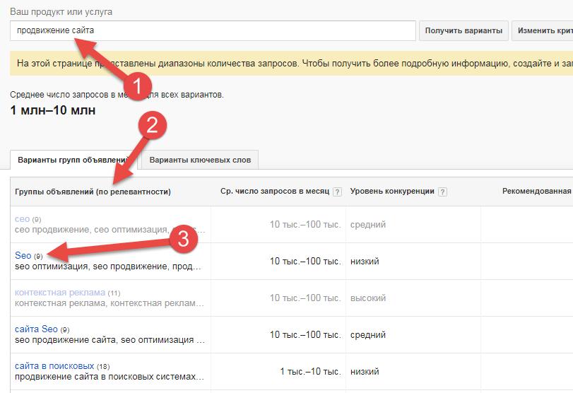 Планировщик ключей от Google