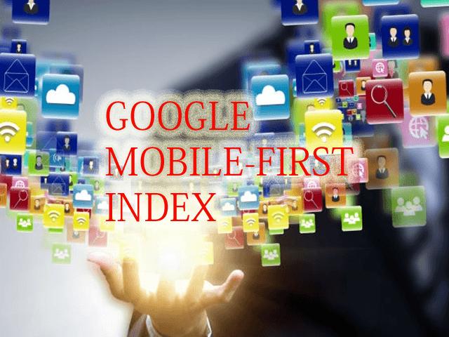 Google мобильный индекс
