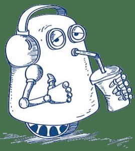 Еще один робот