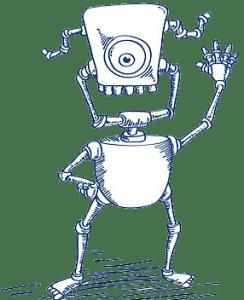 Опять новый робот.